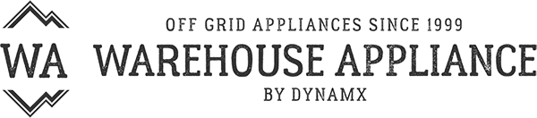 Off Grid Appliances - Propane Fridges, Freezers, Ovens
