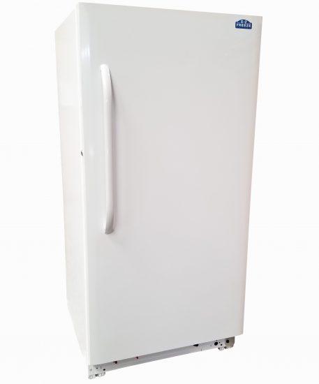 Blizzard 15 Cu. Ft. Upright gas freezer exterior white by EZ Freeze