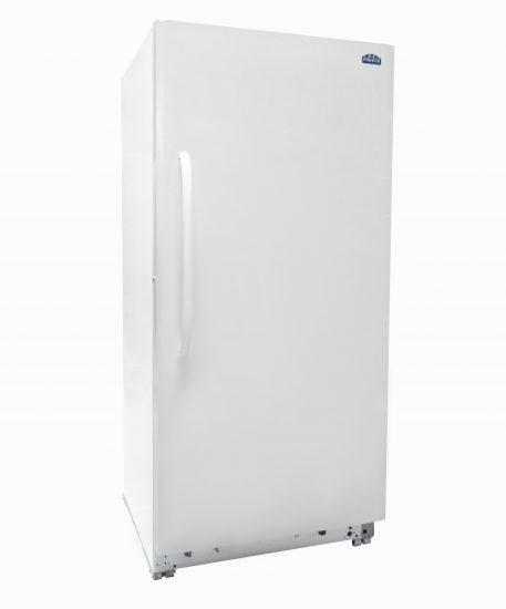 Exterior Blizzard 22 Cubic Foot Freezer Propane