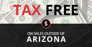 tax free on sales outside of arizona