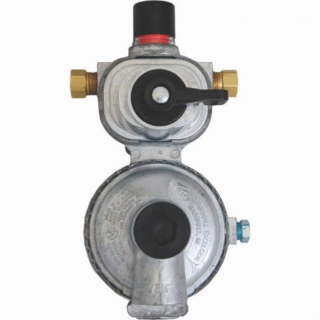dual propane tank regulator