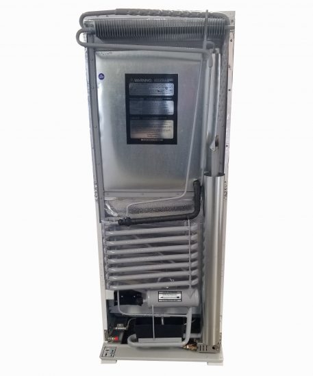 Rear Cooling Unit of a 10 Cubic Foot EZ Freeze Propane Refrigerator