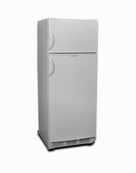 10 cu. ft. propane powered refrigerator white color