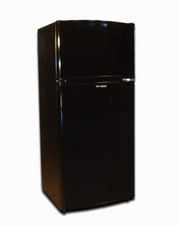 The EZ Freeze 15 C.F. Gas Refrigerator and Freezer combo unit