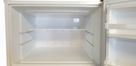 EZ Freeze 15 cubic foot natural gas refrigerator freezer interior