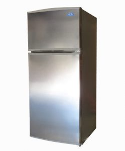 Luxury cabin propane refrigerator