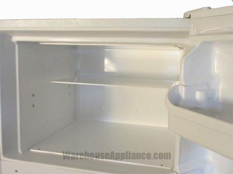 EZ Freeze high capacity freezer compartment in the gas fridge