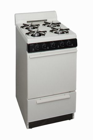 bisque 4-burner range battery spark