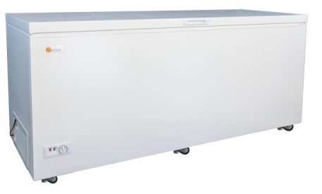 21 Cubic Foot Freezer front white