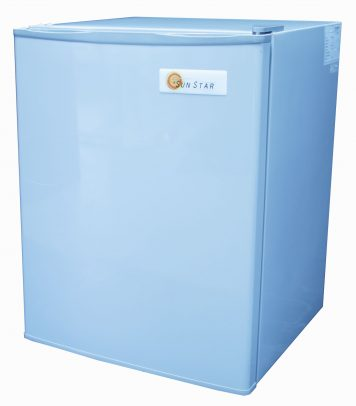 Exterior portable Sun Star fridge or freezr