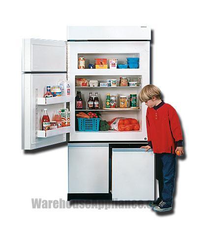 Sunfrost 10 cubic foot AC DC 110V 220V 12V refrigerator freezer