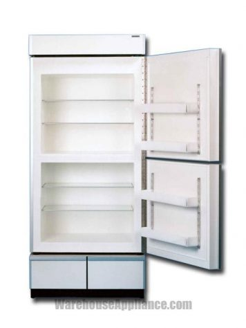 Sunfrost 16 cubic foot AC DC 110V 220V 12V refrigerator freezer