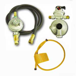 Gas Fridge Hook Ups & Regulators
