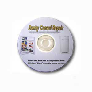 Gas Fridge Repair & Maintenance DVD's