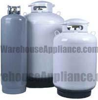 Propane for appliances in your home