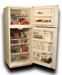 Warehouse Appliance can help you choose the right propane refrigerator for your home or cabin.