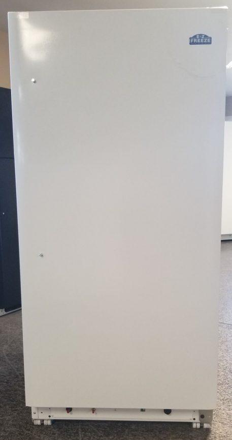 discounted propane freezer dented