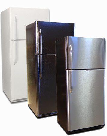 19 Cu. Ft. Propane Refrigerators by EZ Freeze