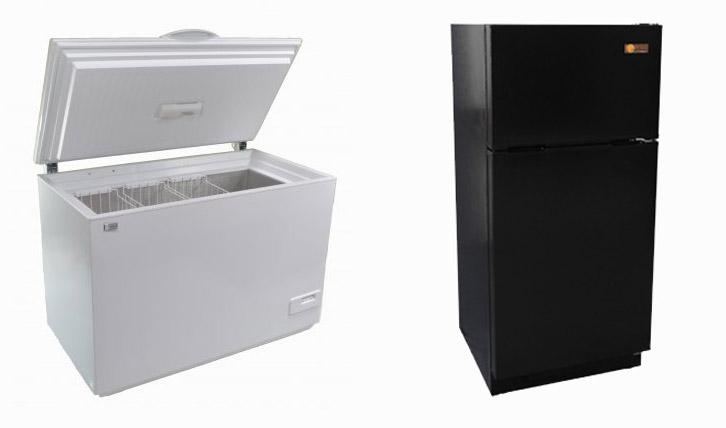 Eco-Cabin Solar Refrigerator