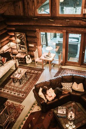 Luxury cabin appliances