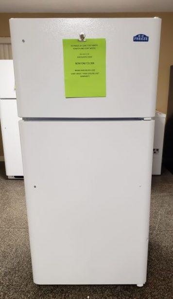 Propane Refrigerator Discounted Model